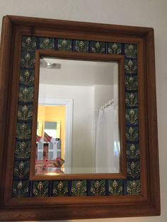 :D❤️Mexican mirrors and decorative items