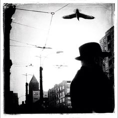 Another of my favorite iphoneographers. With a very different style from #intao, but I love it. His awesome black and white photos with high contrast, silhouettes, shadows, textures, double exposures and a lot of men in hats :) But also with poetic color photographs. #konstruktivist #iphoneography #instagram #photography #photographers #blackandwhite