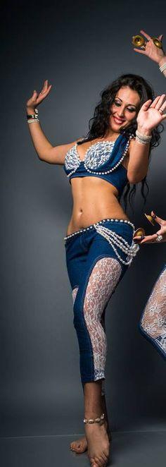 Shaabi Costume - interesting bra top