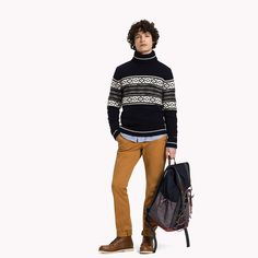 Image for Roll-Neck Jumper from TommyUK