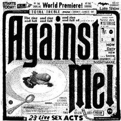 Canal Electro Rock News: Notícias: Novo trabalho da Against Me!