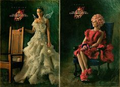 Jennifer Lawrence posa com vestido de noiva em nova foto da sequência de Jogos Vorazes