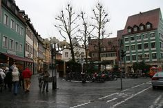 Bamberg, I've walked this village many times. yep<3