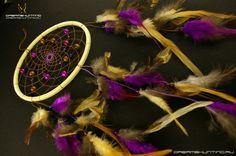 Пёстрый ловец снов фиолетовый. #dream #catcher#dreamcatcher#амулеты#hand #made#купить#ловец#снов#dreamshunting#ручной#работы#ловцы#новосибирск#ловушка#большие