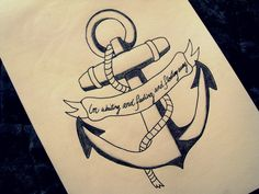 Anchor tattoos designs - Google Search