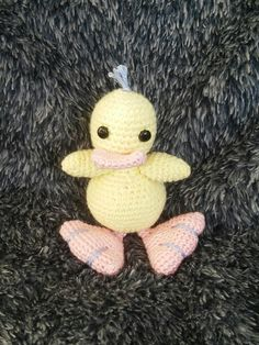 "Häkeln-Crochet ""Ente"""