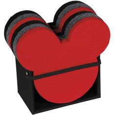 Product Image of Mickey Mouse Coaster Set by Ethan Allen # 1