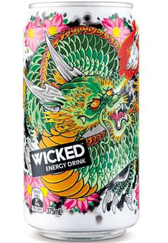 Wicked Energy Drink