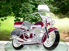 Harley Indian - Delphi Artist Gallery