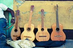 Taking a guitar class in a few weeks.  These look like beauties.