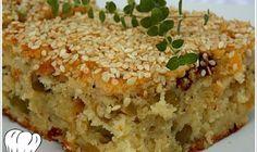 ΕΛΙΟΠΙΤΑ ΠΑΝΕΥΚΟΛΗ ΜΕ ΑΛΕΥΡΙ ΧΩΡΙΑΤΙΚΟ!!! Savoury Baking, Savoury Cake, Greek Recipes, Wine Recipes, Pastry Recipes, Cooking Recipes, Tapas, Cyprus Food, Greek Cooking