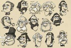 Animation Character Design Portfolio : Henry he s sketch sheridan animation portfolio denied