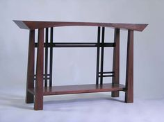 This table is beautiful. Masamune Console Table