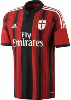 AC Milan 2014-15 adidas Home