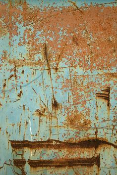 I like this image by Charlie Ferguson as it shows evidence of time passing which is something that I would like to photograph my self as in the images I think the weathering of objects through out time looks really visually interesting. Peeling Paint, Contemporary Photography, Abstract Images, Time Passing, Artist, Painting, Decay, Photography Ideas