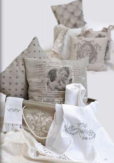 Pillows by Mathilde M