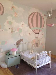 Wallpaper Murals for little ones room