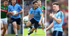 Dublin's All-Ireland success earns them clean sweep of the Footballer of the Year nominations and 11 all-stars nominations Clean Sweep, Dublin, All Star, Ireland, Bunny, Success, Football, Baseball Cards, Running