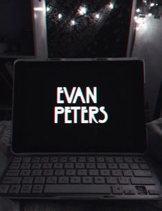 evan peters, ahs, and american horror story Bild