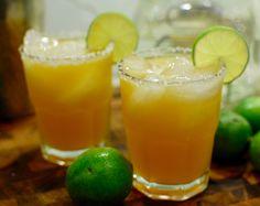 Millionaire Margarita Recipe - top shelf with fresh citrus juices