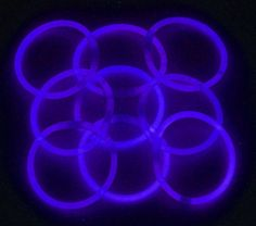 """8"""" Lumistick Glowsticks Light Stick Bracelets BLUE (300 bracelets) -- Be sure to check out this awesome product."""
