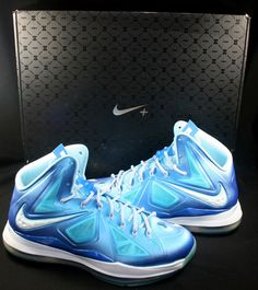 innovative design 14ae9 e50cd Lebron X Sport Pack With Nike Basketball for sale online   eBay