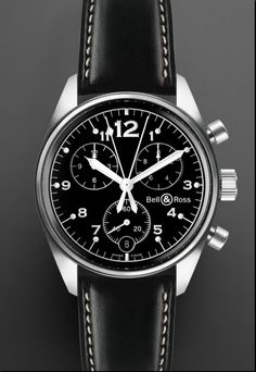 Bell and Ross watch Fancy Watches, Luxury Watches For Men, Cool Watches, Men's Watches, Wrist Watches, Men Accesories, Accessories, Authentic Watches, Beautiful Watches