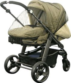 Helly BS 510 - Mosquitera para carritos