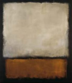 Mark Rothko | transcend space
