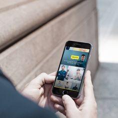 App Prototyp - Deutsche Bahn on Behance Ios App, Mp3 Player, Behance, Concept, German