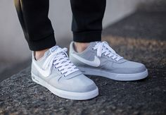Nike Air Force Nike 1 Ac Lobo Gris Zapatos Pinterest Nike Force Air Force fa630c