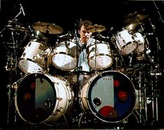 Neil Peart Drum Kit | The Life of Neil Peart