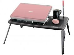 Cooler Table para notebook Multilaser - AC127 2500 RPM com 4 Níveis de…
