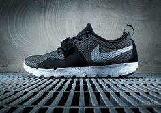 Nike SB Trainerendor - Black - Metallic Silver - SneakerNews.com