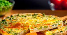 Tarta cu mazare si morcovi Quiche, Bakery, Breakfast, Food, Pie, Morning Coffee, Eten, Bakery Business, Quiches