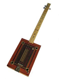Cigar Box Guitar 1