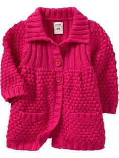 """Lindo [   """"Lindo [ \""""Navy Heather otte Heather dark conjac for unisex\"""", \""""This is sooo cute since its PINK!"""" ] #<br/> # #Baby #Cardigan,<br/> # #Heather #O"""
