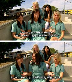 As Chris Lilley prepares to reprise the beloved Summer Heights High character in the new series Ja'mie: Private School Girl, let's take a moment to recall her words of wisdom. Summer Heights High, Chris Lilley, Private School Girl, Aussie Memes, Jamie King, Science Humor, School Memes, I Got You, Mean Girls