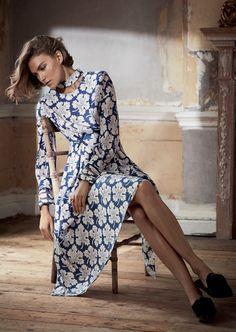Аризона Мьюз в кавер-стори Hello! Fashion (Интернет-журнал ETODAY)