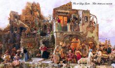 Il Natale a Sorrento è reso unico dalla possibilità di ammirare magnifici presepi come quello realizzato presso il Sedil Dominova di Sorrento. Per approfondimenti vai a: http://www.ilmegliodisorrento.com/2010/12/scene-di-natale-all%E2%80%99-ombra-del-sedil-dominova-un-magnifico-presepe-4/