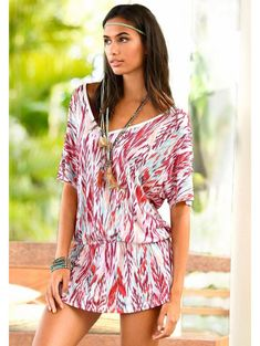 926541b461ad s.Oliver RED LABEL Beachwear   tunique - helline