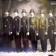 The El Paso, Texas police Police Uniforms, Police Officer, Police Life, Police Cars, Steampunk Movies, Steampunk Festival, Alternate History, Criminal Justice, History Facts