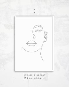 """Beyonce Illustration Printable, Woman Drawing Prints, Black and White Artwork, Minimalist Girl, Simple Face Lines Art, Fine Minimal Poster. INSTANT DOWNLOAD This listing is for a DIGITAL FILE of this artwork. No physical item will be sent. You can print the file at home, at a local print shop or using an online service. INCLUDED FILES 1. High resolution JPG file in 2:3 ratio for printing the following sizes: - 4""""x6"""" - 8""""x12"""" - 12""""x18"""" - 16""""x24"""" - 20""""x30"""" - 24""""x36"""" 2. High resolution JPG…"""