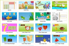 Free videos covering  topics in science, math, and language arts. Below the video section, you will also find a collection of worksheets aligned with the videos. All of these resources are available for free!