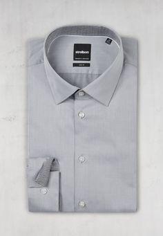 Camisa Eleon, gris
