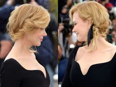 Nicole Kidman hair braids at #Cannes - total #hairspiration