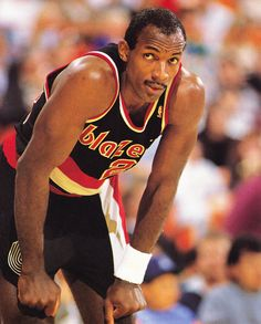 Clyde Drexler-1988 My personal favorite Trail Blazer player of all time.