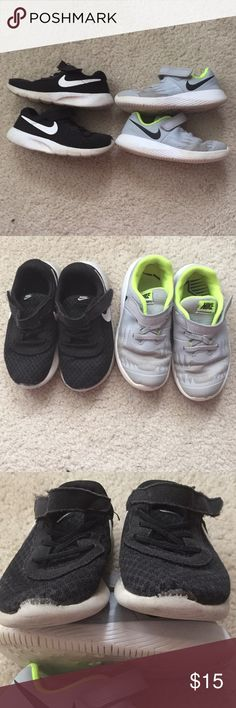 a25a540d505 2 Pair of toddler boys Nike s size 10