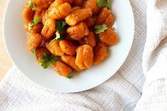 Gnocchis de patate douce 3 ingrédients et vegan