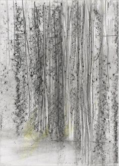 Gerhard Richter 1999 Drawings and Notes